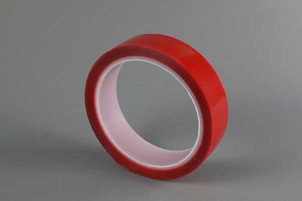 一卷红色VHB泡棉胶带