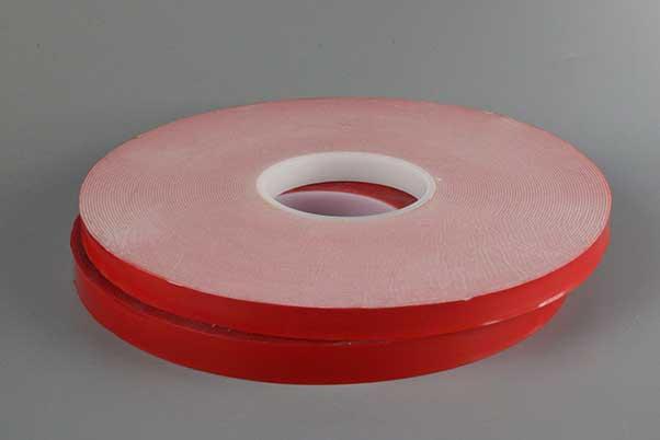 红皮白胶的双面胶带