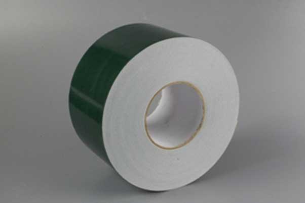 墨绿色的双面胶带