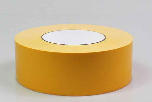 一卷黄色布基胶带