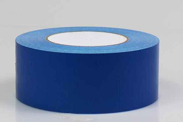 蓝色布基胶带