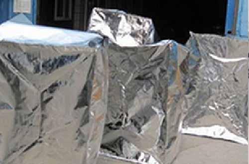 铝箔胶带使用