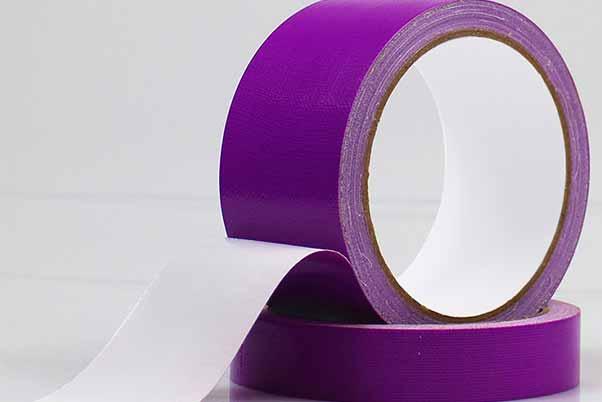 紫色布基胶带