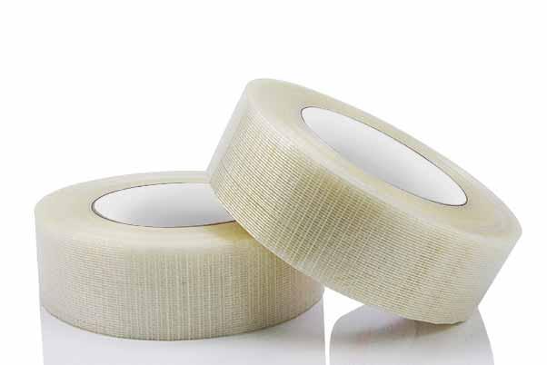 两卷纤维胶带