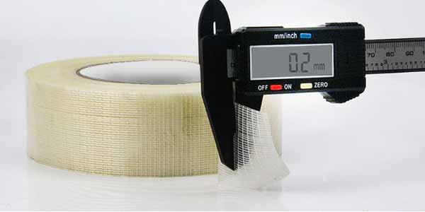 厚度是0.2mm的纤维胶带